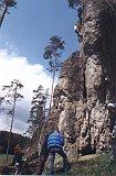Klettern im nördlichen Frankenjura